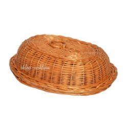 Chlebak wiklinowy owalny