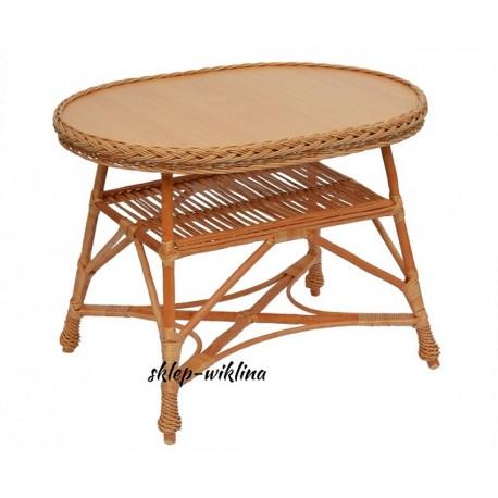 Stół wiklinowy 05