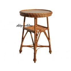 Stół wiklinowy 04