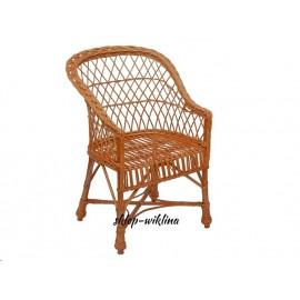 Fotel wiklinowy 03