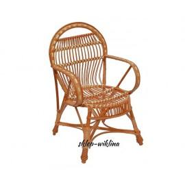 Fotel wiklinowy 06