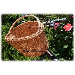 Kosz zakupowy na rower 01