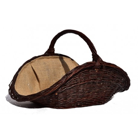 Kosz na drewno 04 - 65 cm - obszyty