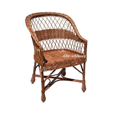 Fotel wiklinowy 04