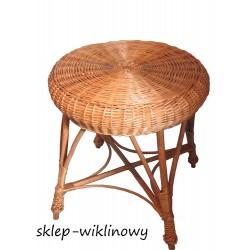 Stół wiklinowy 01