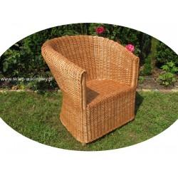 Fotel wiklinowy 07