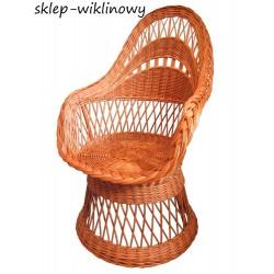 Fotel wiklinowy 11
