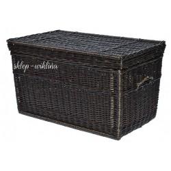 Kufer płaski brąz 100 cm
